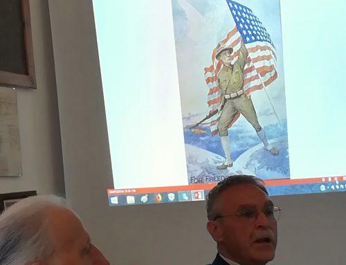 Vallecupola, successo per la presentazione del libro di Luciano Tribiani