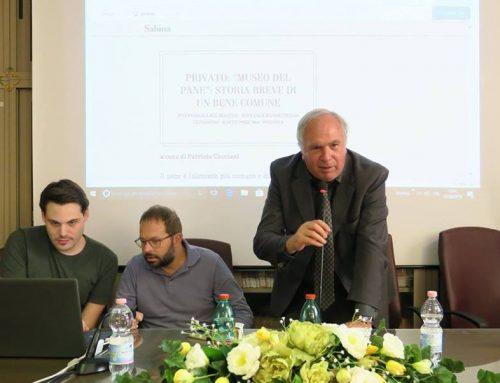 """18 novembre 2018: a Vallecupola incontro con Roberto Lorenzetti sul tema """"Il Tributo pagato dalla Sabina alla Grande Guerra"""""""